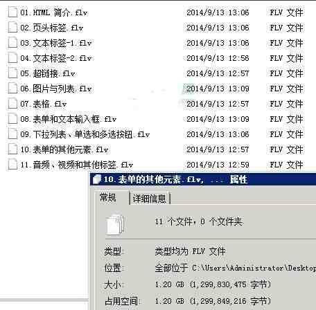 html5培训班