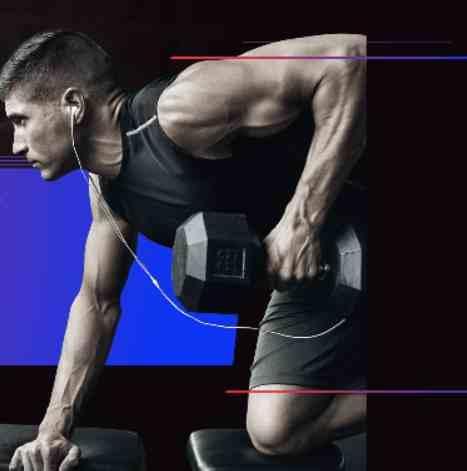 健身培训班视频课程 炼成威猛身躯