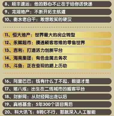 中国百家知名企业兴衰录 价值998元