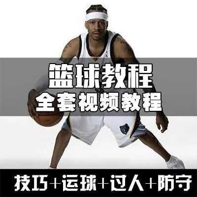 打篮球的技巧教学视频 20G篮球培训教程