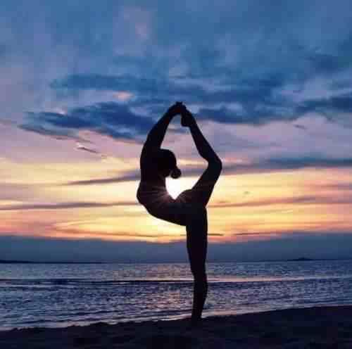 塑形瑜伽培训课程 腿型矫正系列