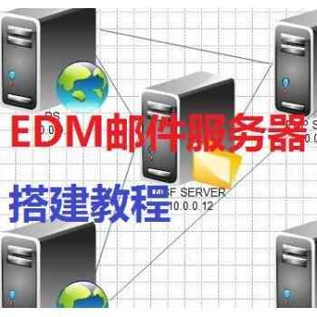 架设EDM邮件营销服务器 邮件服务器搭建培训